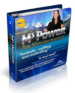 M3 Power Top 50 Mindset Resources Vol. 1 (electronic PDF delivery)