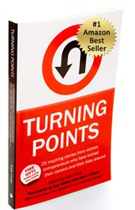 Turning Points (physical book delivery)