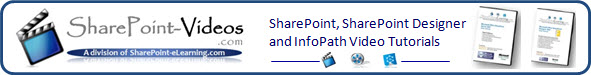 SharePoint 2007 Video Tutorial DVDs