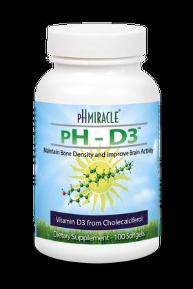 pH Miracle® pH D3