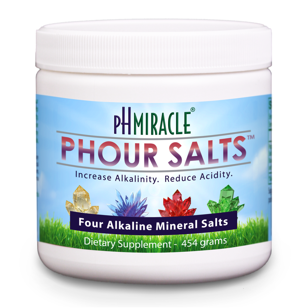 pH Miracle® Lemon pHour Salts™