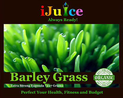 iJuice Barley Grass