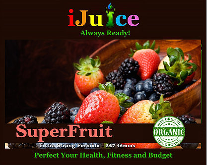 iJuice SuperFruits