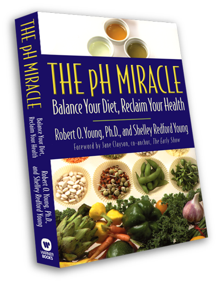 Live (Teleconference & Webinar) Group Cleanse: The pH Miracle 10 Day Whole Body Cleanse May 16th - 25th, 2018