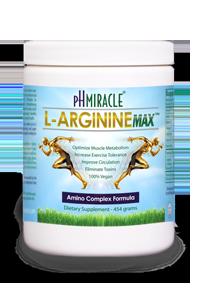 pH Miracle® L-Arginine MAX