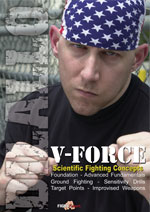 V Force Scientific Fighting Concepts - Tommy Dilallo
