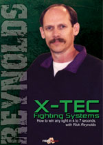 X-Tec Fighting Systems -- Rick Reynolds