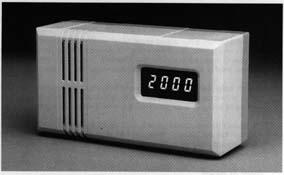 Carbon Dioxide Alarm