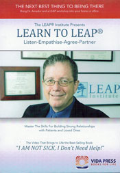 Learn To LEAP DVD Cover