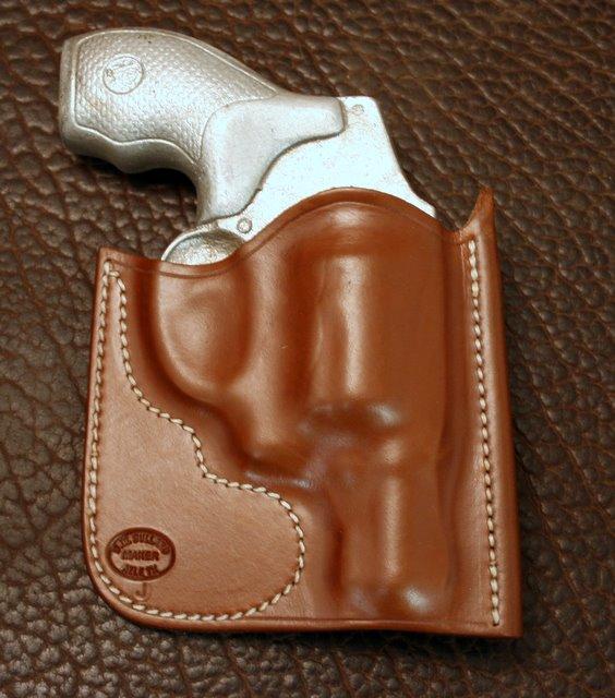 In-Stock Pocket Holster for S&W J Frame 1 7/8 - Bullard
