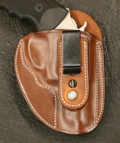 Tuckable IWB for Charter Arms Bulldog Pug  44 - Bullard