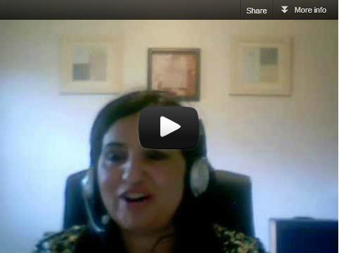 Zahra Skype Interview