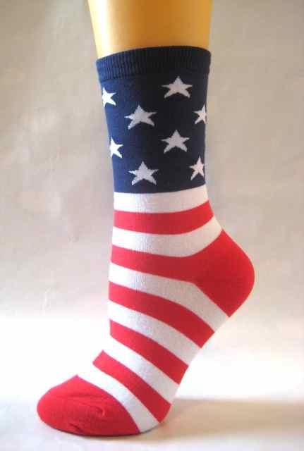 Stars And Stripes Usa Flag Socks The Sock Man