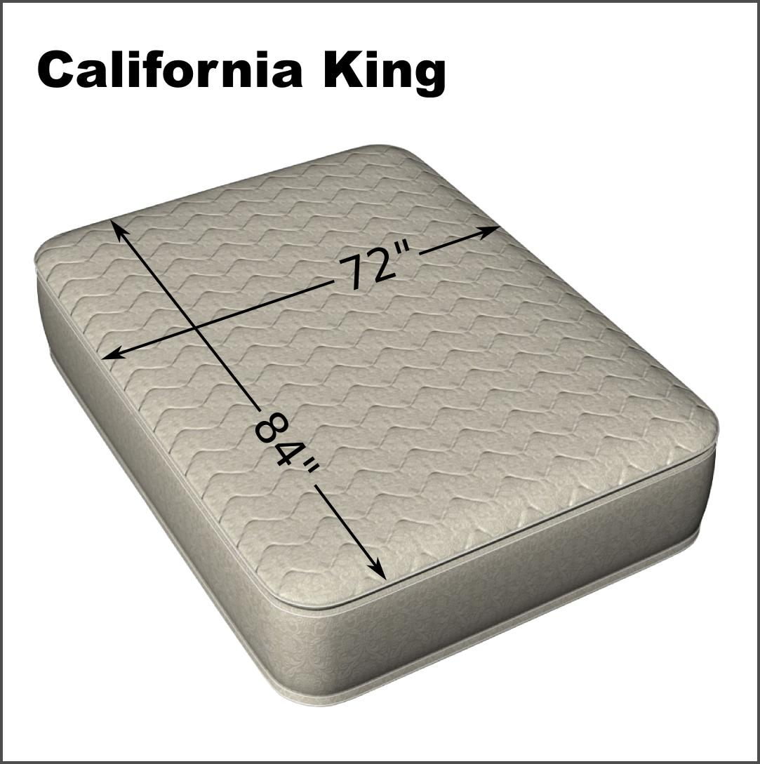 California King 72 X 84 Quot Fitted Terry Mattress Protector