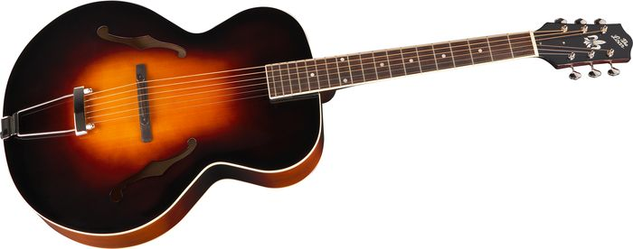 the loar lh 300 hand carved archtop acoustic guitar agoura music. Black Bedroom Furniture Sets. Home Design Ideas