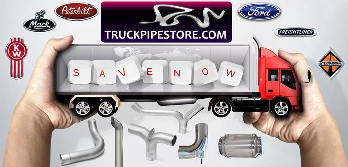 Exhaust pipes, truck pipes, truck exhaust, diesel parts, diesel exhaust