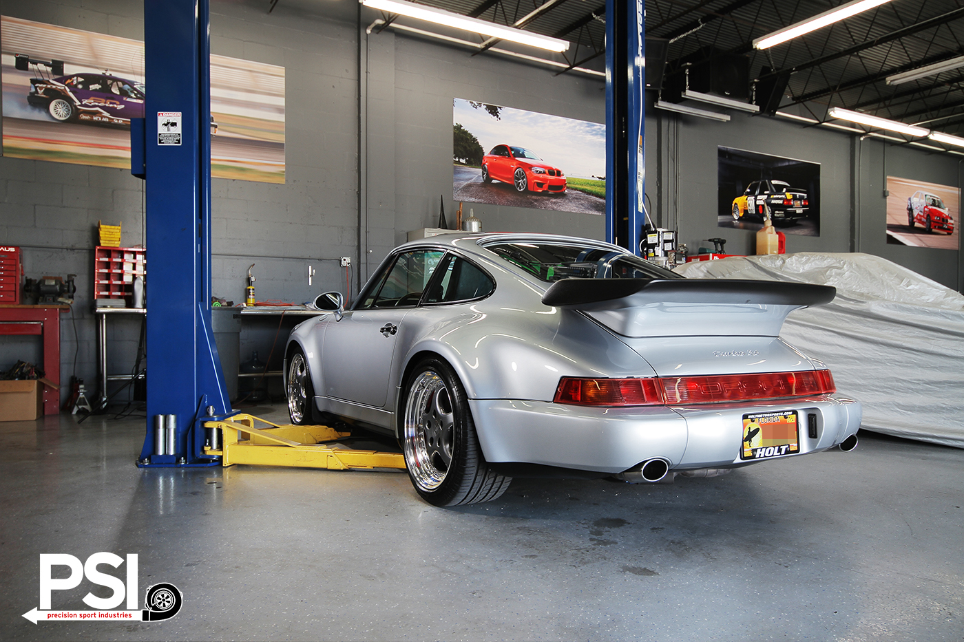 Porsche Repair and Service by PSI