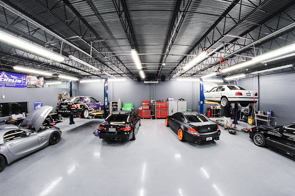 PSI - Orlando Headquarters for BMW Performance
