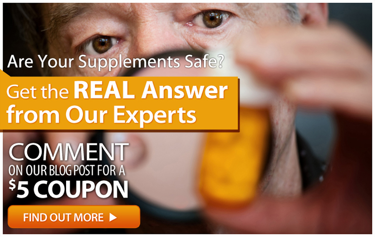 The Real Story About Supplement Safety