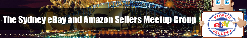 Sydney eBay and Amazon Sellers Meetup Group