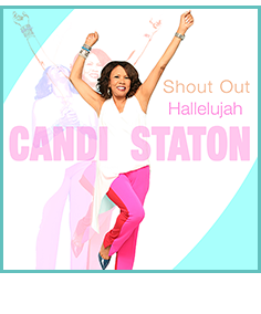 Shout Out Hallelujah CD Cover