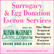 Allison McCloskey Escrow