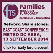 Families Through Surrogacy Metro DC Conference