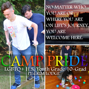 Pilgrim Lodge Camp Pride