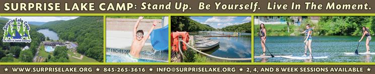 Surprise Lake Camp