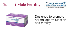 Conception Motility Supplements Theralogix