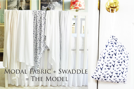 MODAL SWADDLE COLLECTION