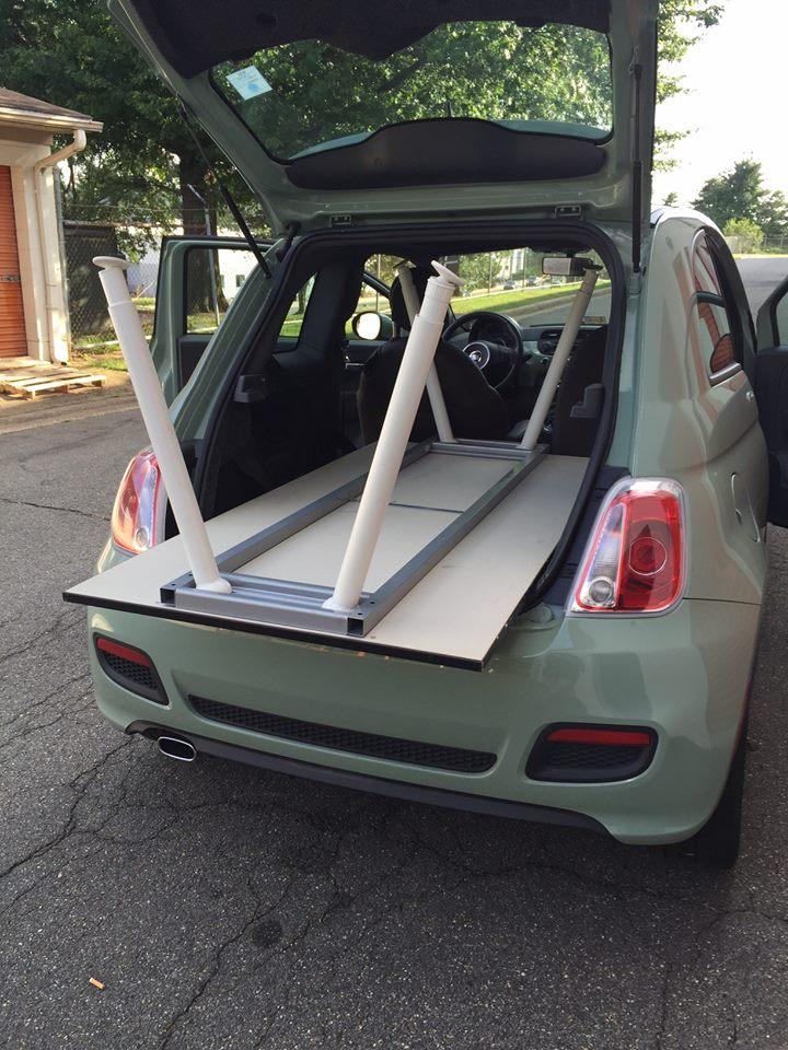 Fiat, desk