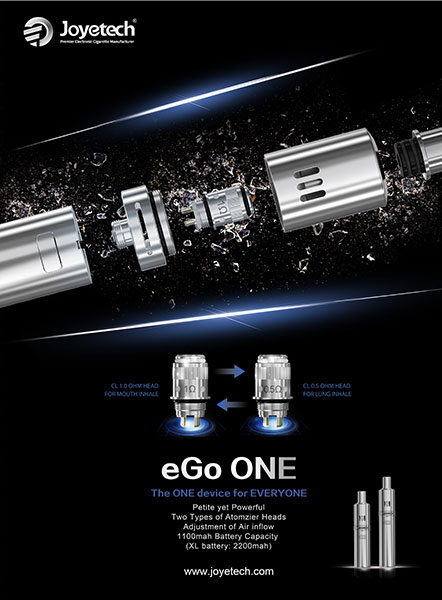 Genuine Joyetech eGo ONE CL Coils