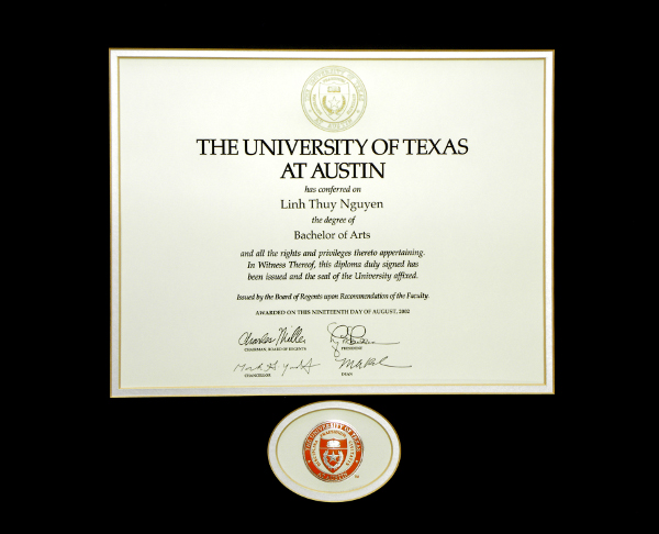 University Of Texas Graphic Design Degree