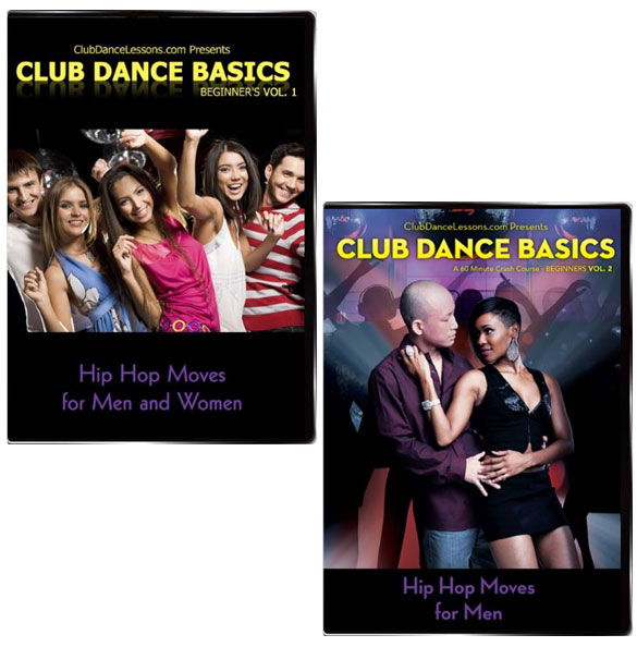 Club Dance Basics Value Pack - Vol. 1 & 2 (iDA.com)