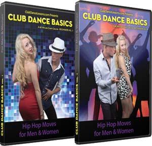 Club Dance Basics - Volume 3&4 (Downloadable Only) (iDA.com)