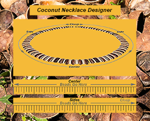 Coconut Necklace Designer