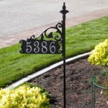 About 911 Address Signs