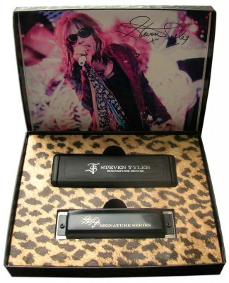 Hohner Steven Tyler Signature Series Harmonica Key of A