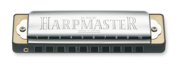 Suzuki Harpmaster MR-200-C Harmonica Key of C