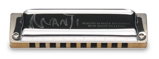 Suzuki Manji M-20 Harmonica