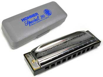 Hohner Special 20 Harmonica H560