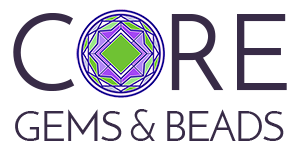 Core Gems & Beads Inc., Logo