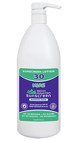 Quart Pump SPF 30 Kids