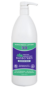 Quart Pump SPF 30 Broad