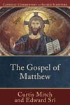 Mitch & Sri commentary on The Gospel of Matthew