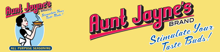 Aunt Jayne's All Purpose Seasoning