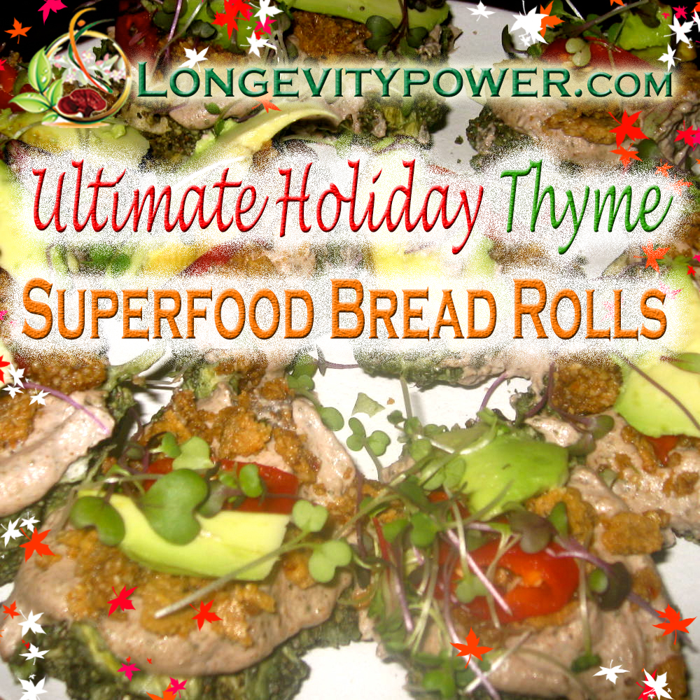 12 Healthy Holiday Recipes Made with Tonic Herbs
