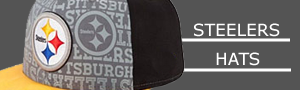 Click for Steelers Hats!