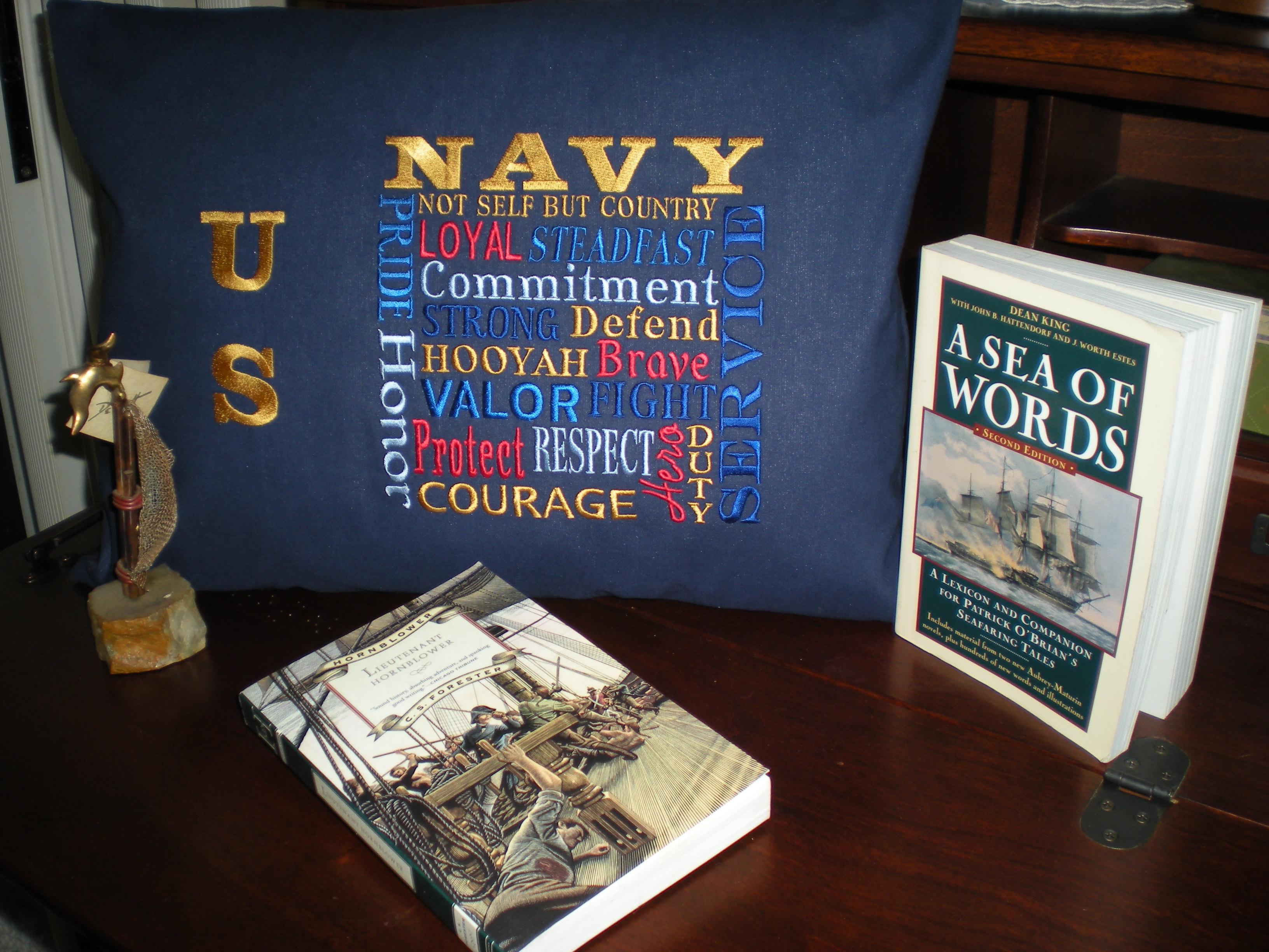Navy Words
